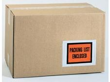 Shipping Supplies - Packing List